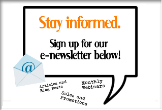 Stay Informed - Sign up for our newsletter