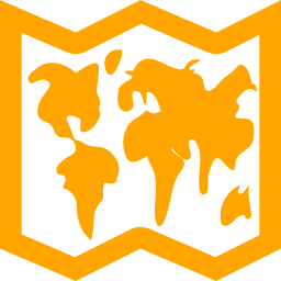 orange-world-map-256