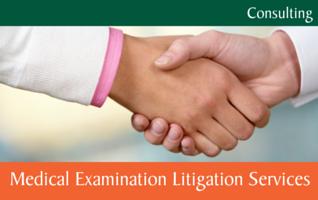 Title I Medical Examination Litigation Services