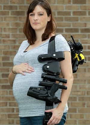 Pregnant Officer Disability Discrimination 300 x 416