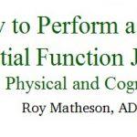 How to Perform a EFJS